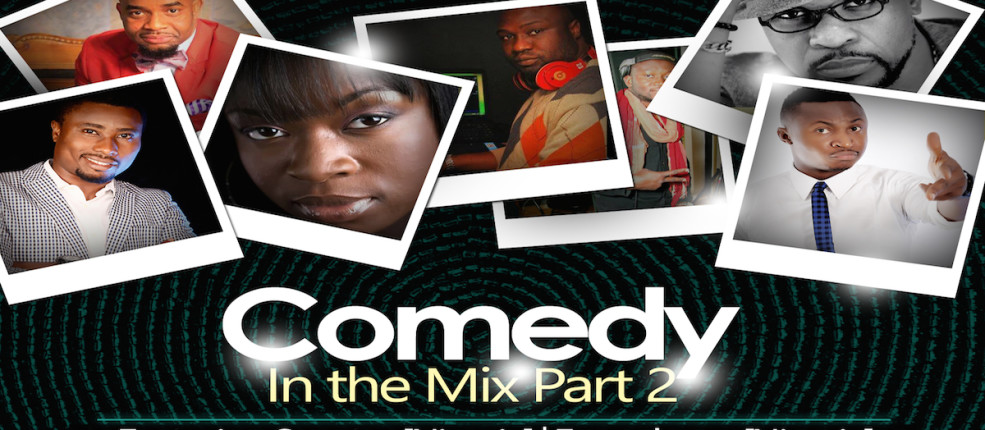 COMEDY IN THE MIX 2