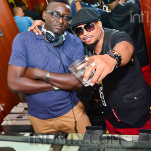 Dj Mixmasterbrown & Mc Firekyle