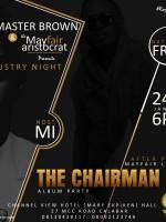 Mixmasterbrown/Mayfair Industry Night: Calabar