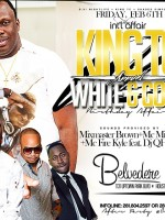 King Tc Annual White And Gold Birthday Affair 2015