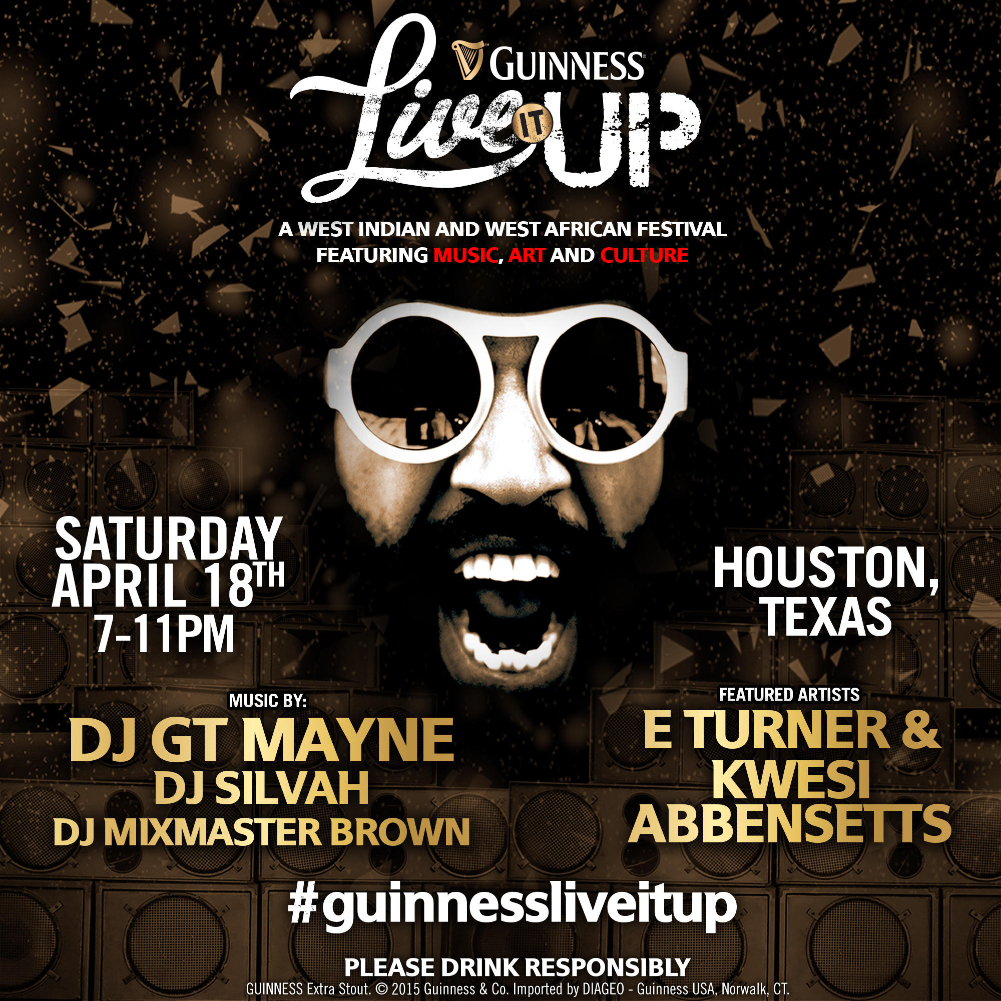Guinness Live It Up