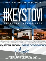 #KeysToVI Dallas 03-28-15