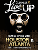 Guinness Live It Up Houston 2015