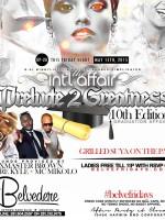 BelveFridays aka Intl Affair (05-15-15)