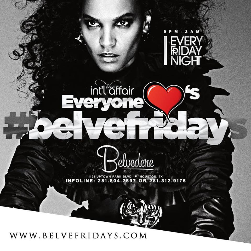 BelveFridays Houston