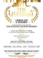 Legendary Pre Awards Party