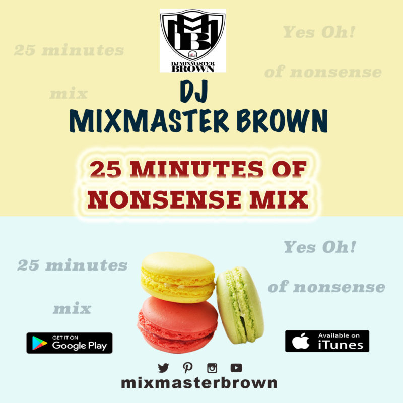 25-minutes-of-nonsense-mix-cover